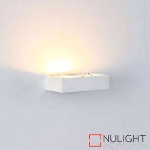 Sunrise 150 Plaster Surface Mounted Wall Light 2W G9 Led Cool White HAV