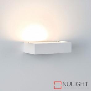 Sunrise 200 Plaster Surface Mounted Wall Light 3W E14 Led Cool White HAV