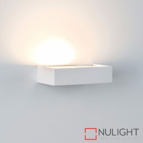Sunrise 200 Plaster Surface Mounted Wall Light 3W E14 Led Warm White HAV