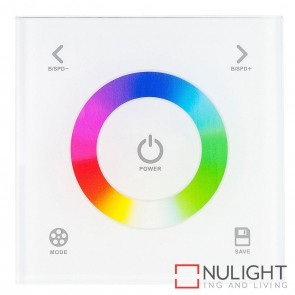 Rgb Multi-Function 2.4Ghz Led Strip Touch Panel Controller 240V HAV