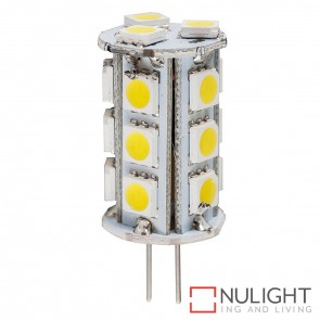 1.4W 12V Dc G4 Led Bi-Pin Cool White 6000K HAV