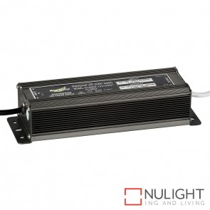 100W 12V Dc Ip66 Weatherproof Led Driver With Flex & Plug HAV