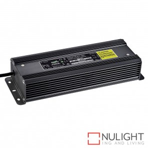 275W 12V Dc Ip66  Weatherproof Led Driver With Flex & Plug HAV