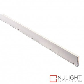 6Mm X 25Mm Side Mounted Aluminium Profile With Opal Diffuser - Kit - Per Metre HAV