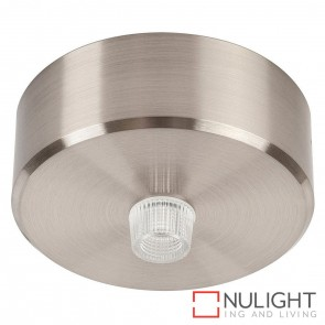 70Mm Surface Mounted Round Canopy Satin Chrome HAV