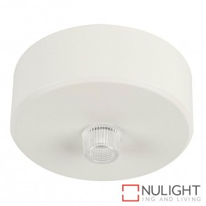 70Mm Surface Mounted Round Canopy White HAV