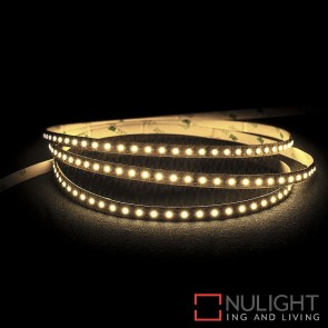 12V Dc 9.6W Per Metre Ip20 Led Strip Warm White 3000K HAV