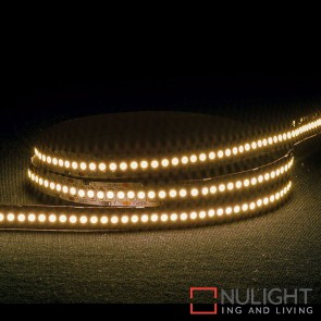 24V Dc 19.2W Per Metre Ip20 Single Row Led Strip Warm White 3000K HAV