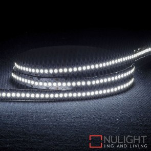 24V Dc 19.2W Per Metre Ip20 Single Row Led Strip Natural White 5500K HAV