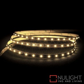 12V Dc 4.8W Per Metre Ip20 Led Strip Warm White 3000K HAV