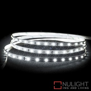 12V Dc 4.8W Per Metre Ip20 Led Strip Natural White 5500K HAV