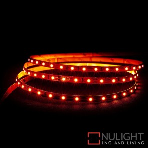 12V Dc 4.8W Per Metre Ip20 Led Strip Red HAV