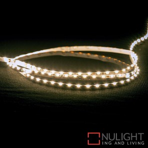 12V Dc 7.7W Per Metre Ip20 Side Mounted Led Strip Warm White 3000K HAV
