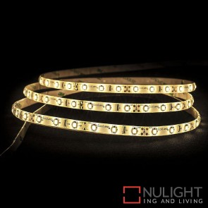 12V Dc 4.8W Per Metre Ip54 Led Strip Warm White 3000K HAV
