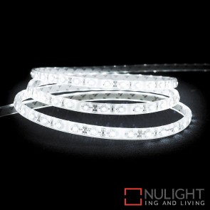 12V Dc 4.8W Per Metre Ip67 Led Strip Natural White 5500K HAV
