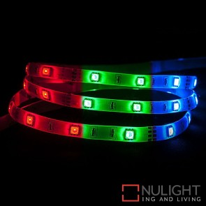 12V Dc 7.2W Per Metre Ip20 Led Strip Rgb HAV