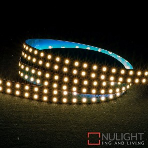 24V Dc 32.6W Per Metre Ip20 Led Strip Warm White 3000K HAV