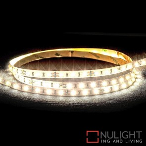 12V Dc 14.4W Per Metre Ip20 Led Strip Warm White 3000K HAV
