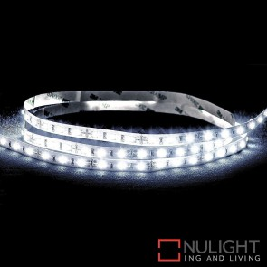 12V Dc 14.4W Per Metre Ip20 Led Strip Natural White 5500K HAV