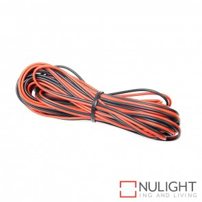 Red & Black Low Voltage Cable - 1M HAV