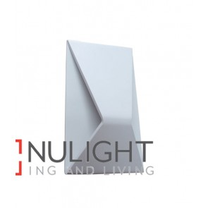 WALL INTERNAL Surface Mounted CITY LED MATT White Rectangular Up Down 6W 120D 3000K (284 Lumens) CLA