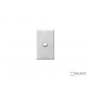 1 Gang Switch - White VBL