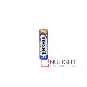 Maxwell AA Alkaline Batteries VBL