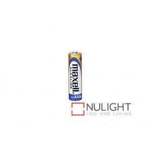 Maxwell AAA Alkaline Batteries VBL