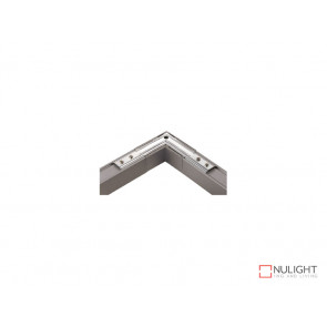 L Shape Connector Plate To Suit Vibe LED Single Circuit Track Lighting VBL