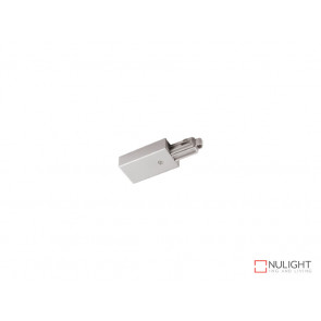 Live End To Suit Vibe LED Single Circuit Track Lighting In White VBL