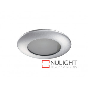 Vibe 35W Silver White Trim Low Voltage Bathroom Downlight VBL