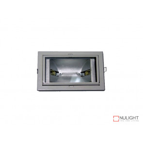 Vibe 70W Metal Halide Shoplight In Silver VBL