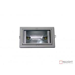 Vibe 70W Metal Halide Shoplight In Silver VBL