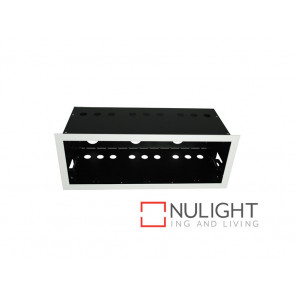 Vibe Triple White Modular Downlight VBL
