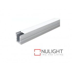 Vibe Aluminium Profile, with  PC Opal  Matte  Diffuser , 2M/PC VBL