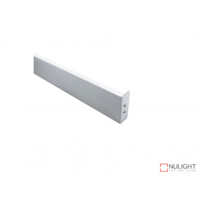 Vibe ALP050 Aluminium Profile With PC Opal Diffuser 2M Polycarbonate  17.7x32mm VBL