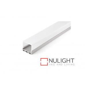 Vibe Aluminium  Profile , w / PMMA Opal Matt  Diffuser  2M/PCS VBL