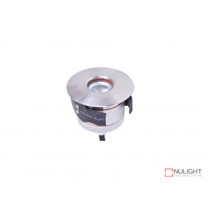 Vibe 2W Cool White 40 degree Inground Uplight VBL