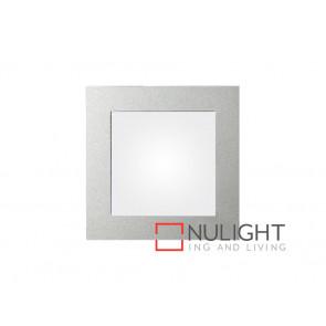Vibe LED Recessed Wall Light 5K Silver Trim VBL