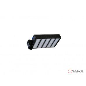 Vibe 300W Natural White LED Shoebox Street Light Silver VBL