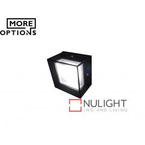 Vibe 6W LED 300 Series Box Glass Wall Light VBL