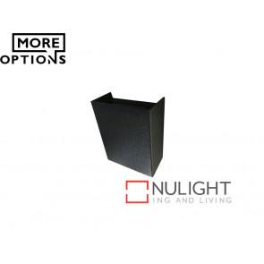 Vibe 2x4W LED 301 Series Up/Down  Wall Light VBL