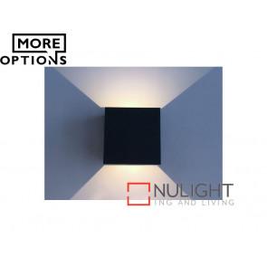 Vibe 2x3W LED 302 Series Adj. Up/Down Wall Light VBL