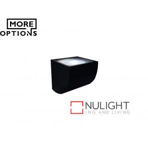 Vibe 12W LED 303 Series Black Wall Light VBL