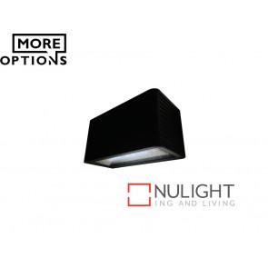 Vibe 2x5W LED 306 Series Up/Down Black Wall Light VBL