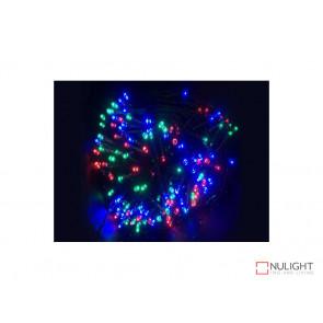 RGB Solar powered Christmas Lights 30m Length VBL