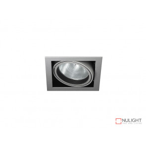 G12 Gimbal head Cool White Lamp Holder And Reflector In Black VBL