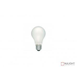12V 60W Pearl Edison Scew GLS Lamp VBL