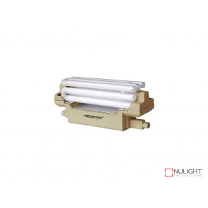 25W Cool White Compact Fluorescent 118mm Long VBL