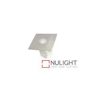 Vibe Stainless Steel Deck Lights Blue LED Complete Kit VBL